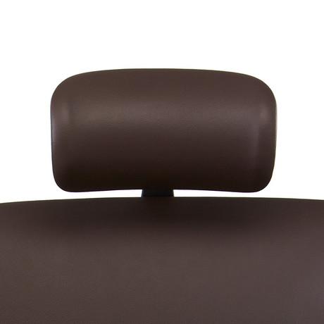 X4-B Headrest // Brown