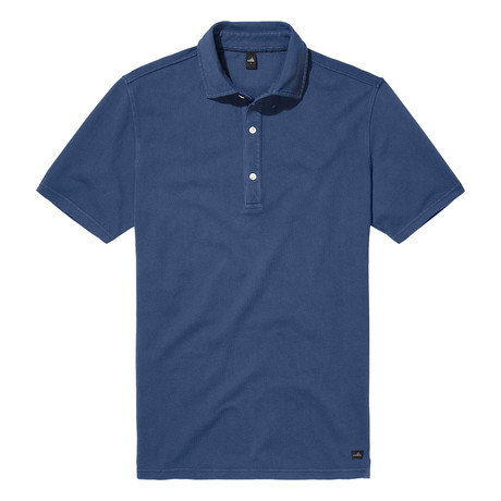 Davis Tailored Poloshirt // Night Blue (S)