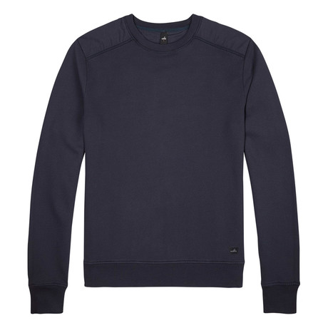 Moore Crewneck Sweater // Deep Navy (S)