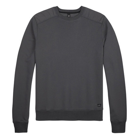 Moore Crewneck Sweater // Anthracite (S)