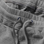 Owens Pique Loungepant // Mid Marl Grey (M)