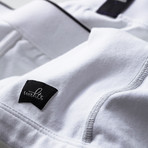 Lowe Trunks // White (M)