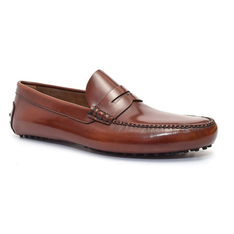 Aaron Moccasin // Leather (Euro: 37)