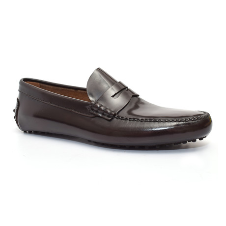 Jack Moccasin // Brown (Euro: 37)