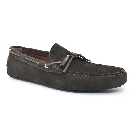 Amire Moccasin // Dark Green (Euro: 37)