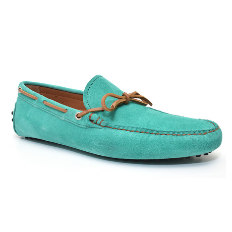 Miles Moccasin // Green (Euro: 37)