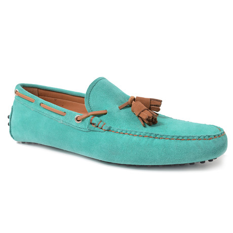 Parson Moccasin // Green (Euro: 37)