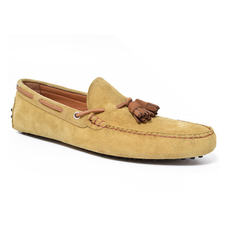 Mahone Moccasin // Tan (Euro: 37)