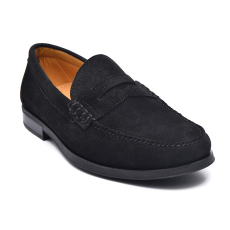 Banks Moccasin // Black (Euro: 37)