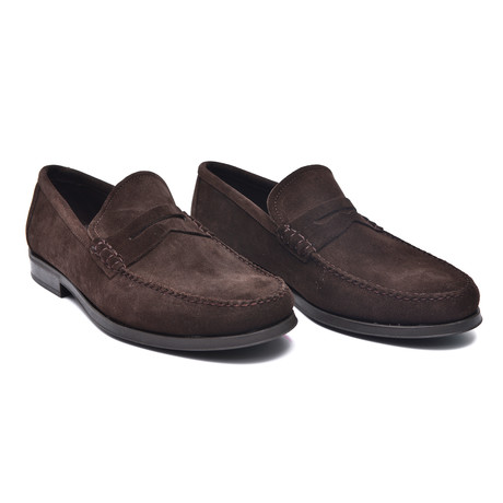 Bruno Moccasin // Brown (Euro: 37)