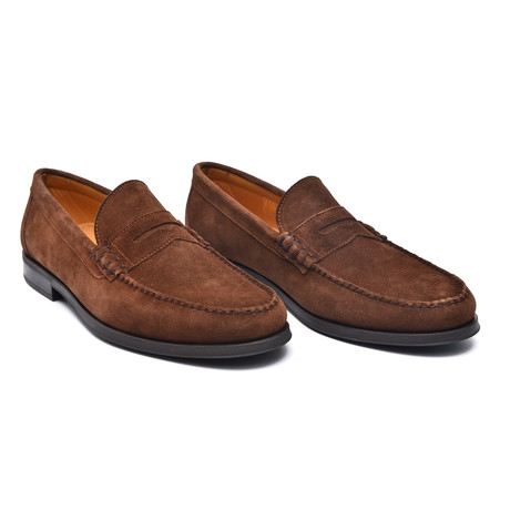 Major Moccasin // Leather (Euro: 37)