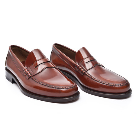 Alessi Moccasin // Leather (Euro: 37)