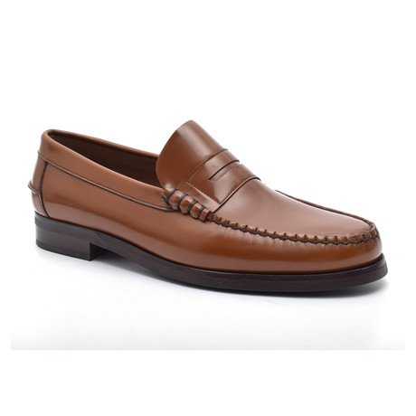 Lewis Moccasin // Leather (Euro: 37)