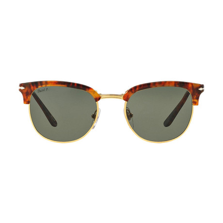 Persol Club Sunglasses // Havana + Grey Polarized
