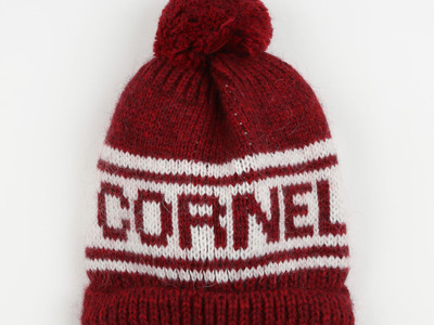 Vintage 55 Americana Inspired Casual Styles Pon Pon Cornell Hat // Red by Touch Of Modern - Denver Outlet