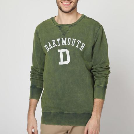 Darthmouth Sweatshirt // Forest Green (2XL)