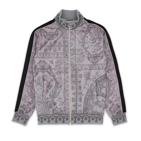 Corinthian Track Jacket // Gray (S)
