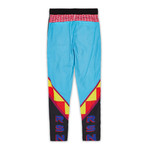 Neo Abstract Track Pants // Multicolor (L)