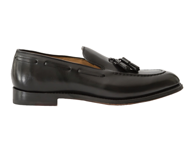 Nico Nerini Dress Shoes & Sneakers Dominico Tassel // Black (US: 8) by Touch Of Modern - Denver Outlet