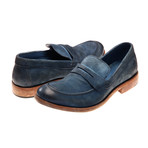 Alessandro Loafer // Navy Suede (Euro: 44)