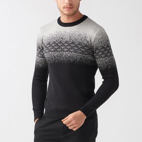 Vine Tricot Sweater // Black (S)
