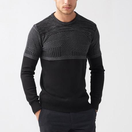 Sal Tricot Sweater // Black (S)