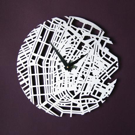 Amsterdam // Clock