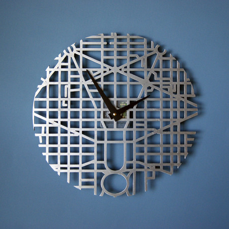 Washington DC // Clock