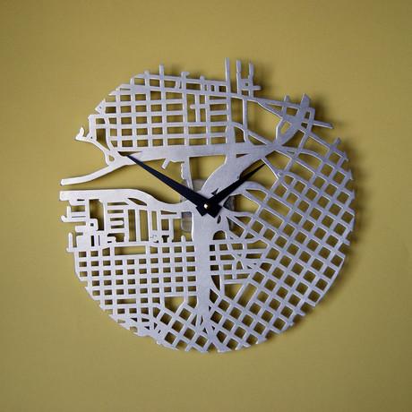 Houston // Clock