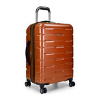 "Traveler's Choice Ritani 22"" Hardside Expandable Spinner, Burnt Orange (Orange)"