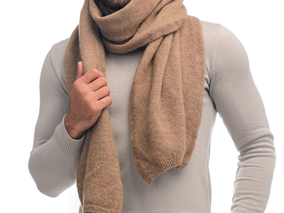 SVTR Wool Beanies & Scarves Chace Wool Scarf // Cappuccino by Touch Of Modern - Denver Outlet