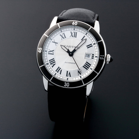 Cartier Automatic // Pre-Owned