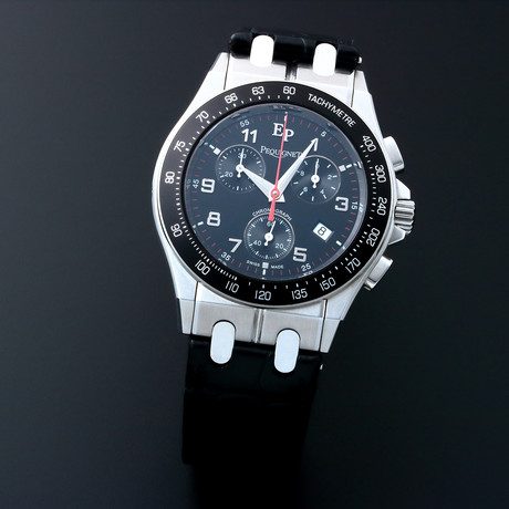 Pequignet Chronograph Quartz // Store Display