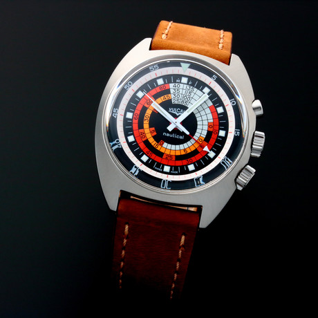 Vulcain Nautical Automatic // 10015 // Pre-Owned