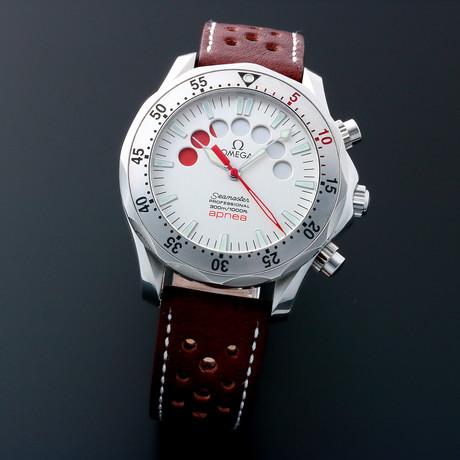Omega Seamaster Apnea Chronograph Automatic // Pre-Owned