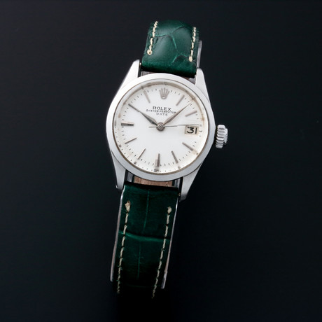 Rolex Date Automatic // Pre-Owned