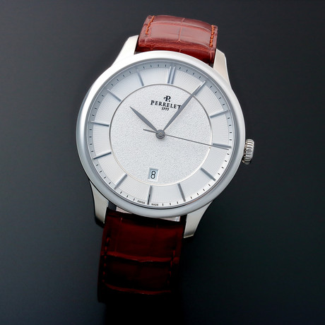 Perrelet Date Automatic // A1073 // Store Display
