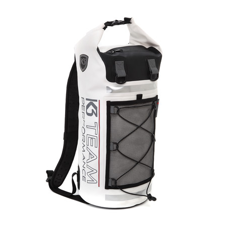 Pro-Tech Waterproof Backpack // 20 Liter (White)