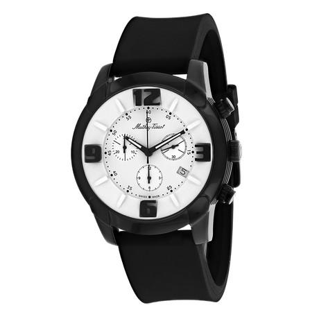 Mathey-Tissot Classic Chronograph Quartz // H511CHBLB