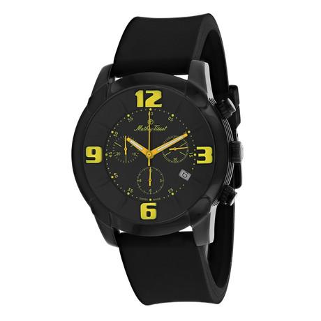 Mathey-Tissot Classic Chronograph Quartz // H511CHJB
