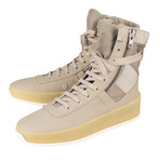 Fear Of God // Perla Canvas Jungle High-Top Sneakers // Gray (US: 8)
