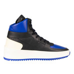 Fear Of God // Basketball High-Top Sneakers // Black + Blue (US: 8)