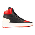 Fear Of God // Varsity Basketball High-Top Sneakers // Red (US: 8)