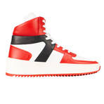 Fear Of God // Varsity Basketball High-Top Sneakers // Red + White (US: 8)