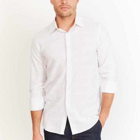 Hayden Button-Up // White (S)