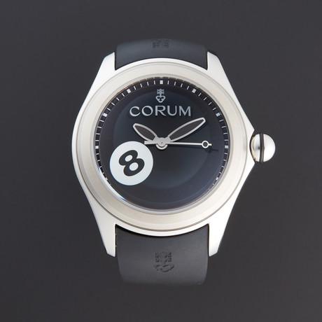 Corum Bubble 8-Ball Automatic // 082.310.20-0371 BA08 // New