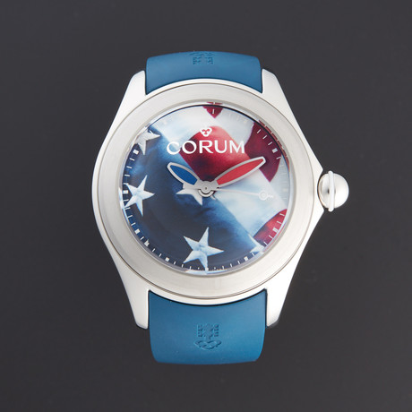 Corum Bubble American Flag Automatic // 082.310.20/0373 US01
