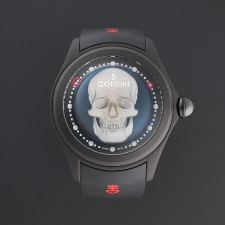 Corum Big Bubble Magical 52 3D Skull Automatic // 390.101.95-0371 SK01