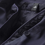 Newton Travel Coat // Deep Navy (L)