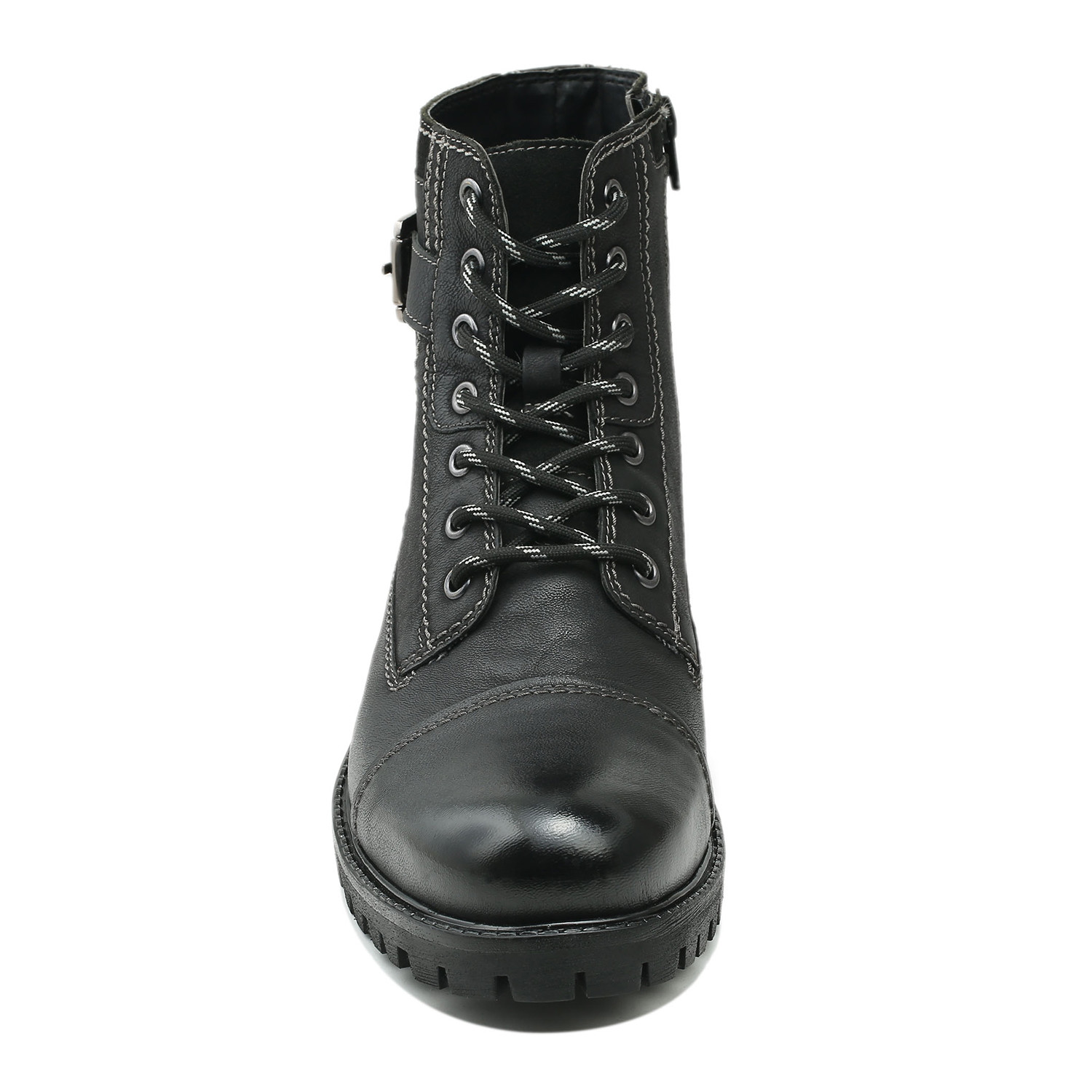 Owen Boot // Black (Euro: 39) - Cape Town South - Touch of